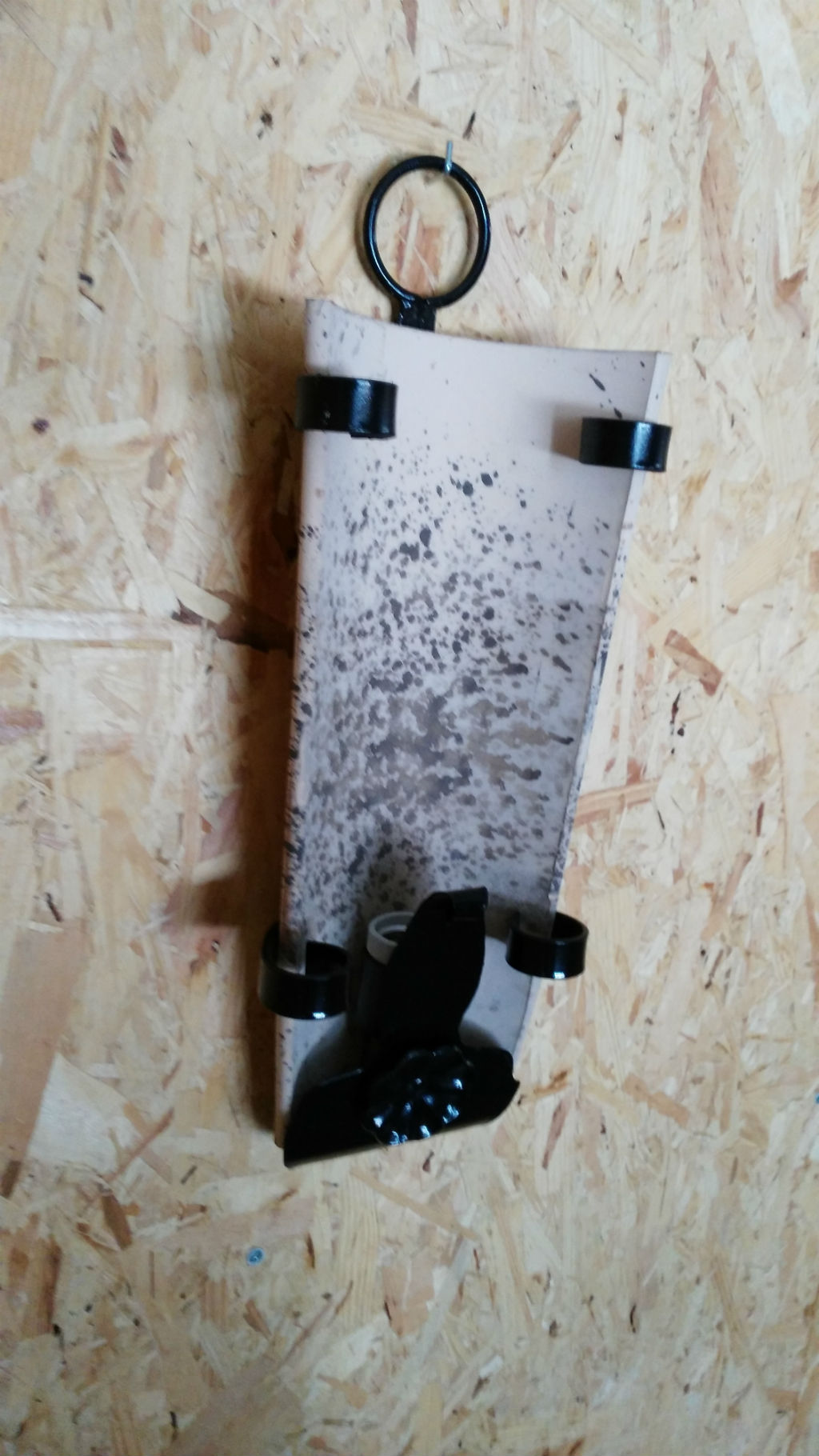 Rusticos y madera apliques r sticos - Lamparas y apliques rusticos ...