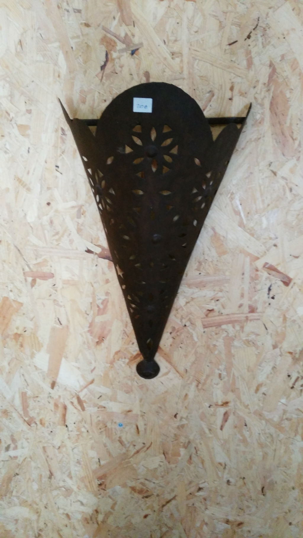 Rusticos y madera apliques r sticos - Apliques rusticos pared ...