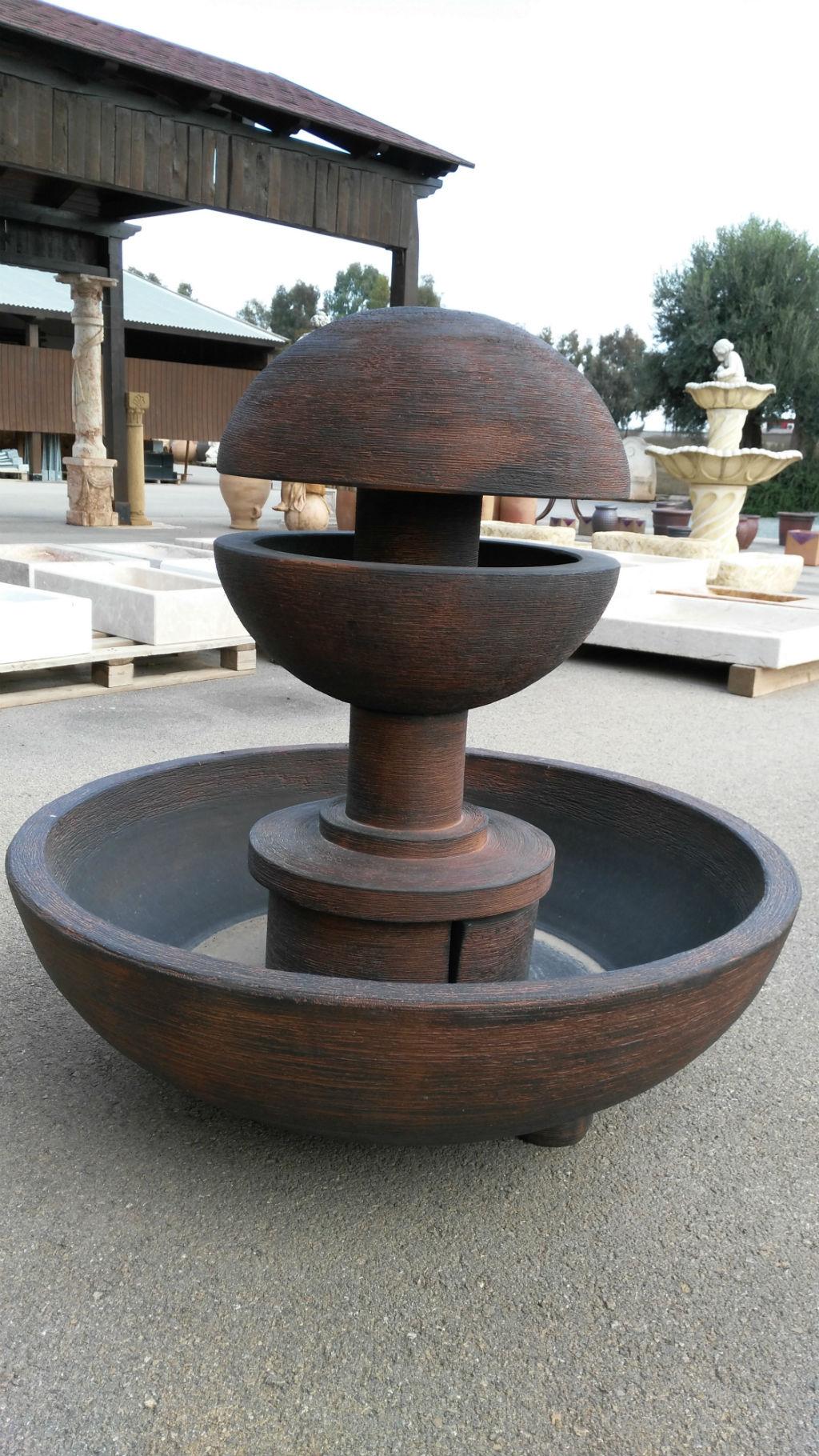 Rusticos y madera figuras de piedra - Fuentes de piedra artificial ...