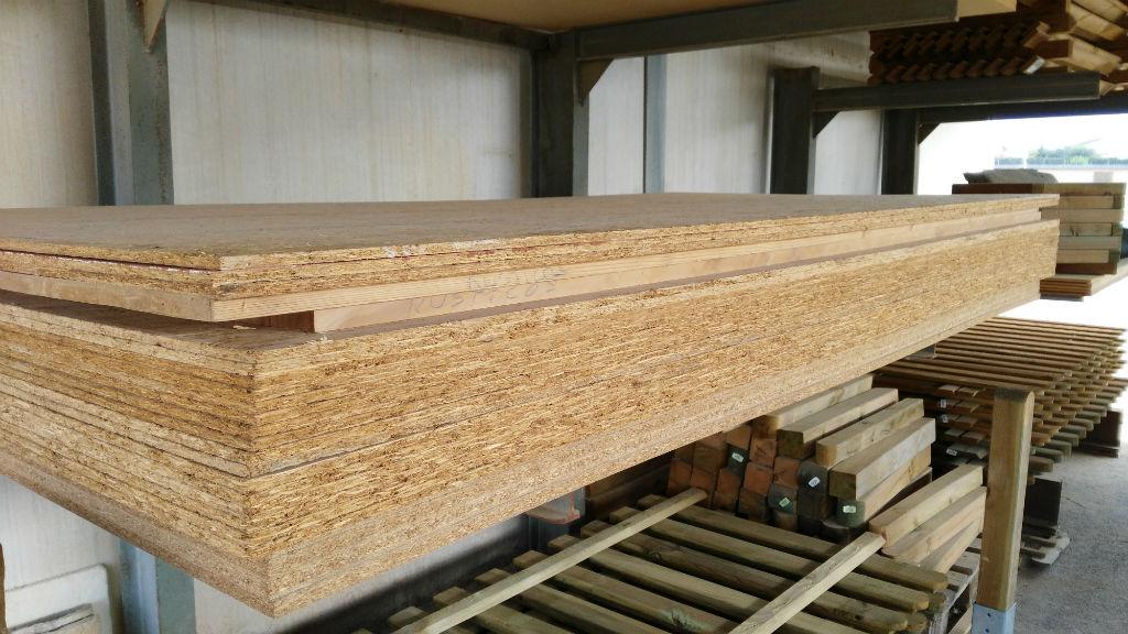 Rusticos y madera tableros de madera - Tablero aglomerado hidrofugo ...