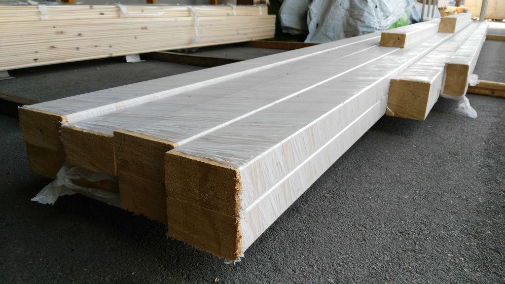 Vigas de madera para jardin fabulous pergolas madera for Vigas de madera para jardin