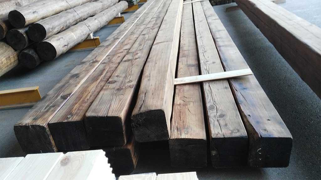 Rusticos y madera vigas de madera vieja recuperadas - Vigas de madera en valencia ...