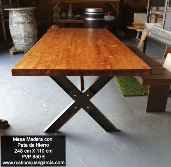 mesa-con-pata-hierro