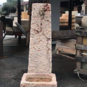 pose para grifo en piedra natural