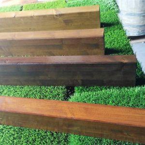 maderas para bordillos