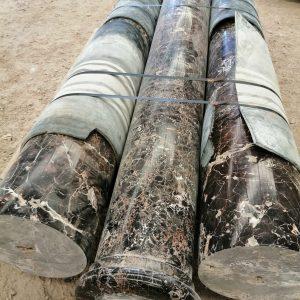 columna mármol natural